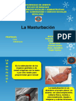 Masturbacion