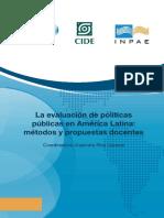 La evaluación de políticas públicas en América Latina_Métodos y propuestas docentes_Ríos.pdf