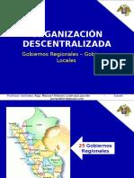 Organización Descentralizada (1)