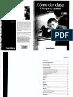 Libro Vaello Orts. Cómo dar clases a los que no quieren.pdf