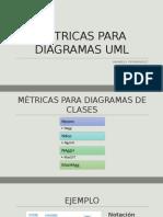 Métricas Para Diagramas Uml