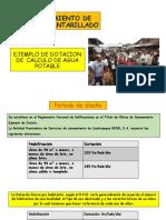 Sesion IV a.- Consumo de Agua - Calculo (1) (1)