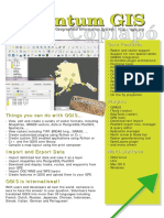 Qgis-1.6.0 2-Sided Brochure En