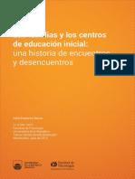 Las Familias y Los Centros de Educación Inicial