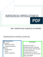 Emergencias Hiperglucemicas