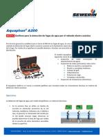 Aquaphon A200 Info