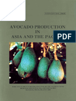 Avocado Production in Asia and Pacific