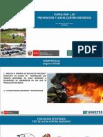 Curso OMI 1.2o Lucha Contra Incendios