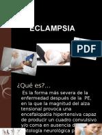 Eclampsia.