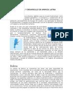 Cultura y Desarrollo de America Latina
