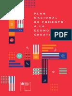 Plan Economia Creativa