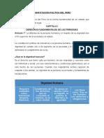 Constitución Política - Perú