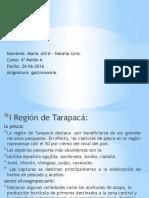 Zonas de Chile