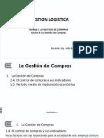 Gestion Logistica - Unidad 2 Sesión 2