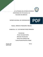 Sistema Nacional de Coordinación Fiscal