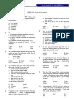 SESIÓN Nº 01 Orden de Información