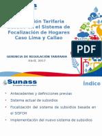 ppt subsidios