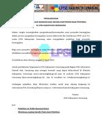 Pengumuman Dan Form Pelatihan Penyedia Barang-jasa-2013-Perpanjangan