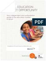 Brazil Education Market Opportunity