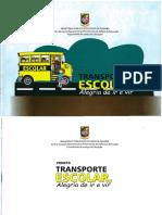 CartilhaTransporte Escolar