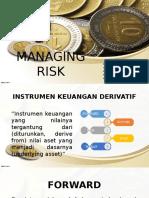 Presentasi Kelompok 2 - Managing Risk