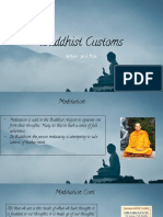 buddhist customs presentation-  1
