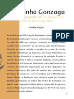Chiquinha Gonzaga - Cristina Magaldi