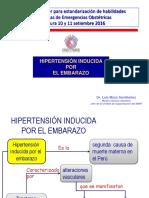 5. HIPERTENSION Gestacional Set 2016