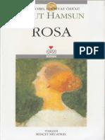 Knut Hamsun Rosa