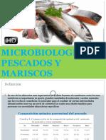 Microbiologia Del Pescado y Pariscos