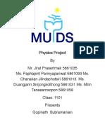 physics project pdff