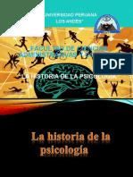 La Historia de La Psicologia