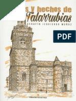 Dichos y  hechos de Talarrubias por Serafín Izquierdo Muñoz