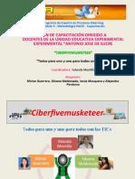 Plan capacitación docente Unidad Educativa Municipal Experimental Antonio Jose de Sucre