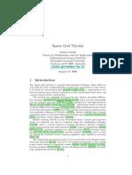 Sparse Grid Tutorial.pdf