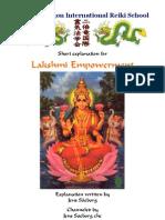 Lakshmi Empowerment