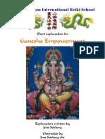 Ganesha Empowerment