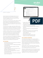 DS ClearPass PolicyManager