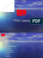 FPSO Layout