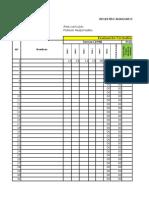 Modelo de Registro Auxiliar Area Matemáticas