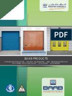 Baab Catalogue New 2016 LQ Booklet