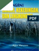 Buku Menangani Banjir, Kekeringan Dan Lingkungan (Agus Maryono)
