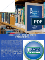 Ebsco Host - Manual