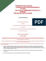 Annexe CCI Cote d'ivoire