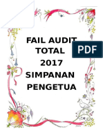 Cover Fail Audit Total