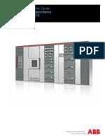 1TGC910261M0202 MNSiS Interface Manual Redundancy_Rel_7.0