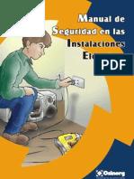 Seguridad en instalaciones eléctricas
