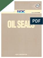 NOK Oil Seal