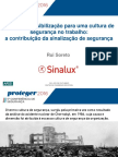 Apresentação Sinalux 2016