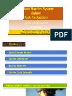 Aplikasi Barrier Management Dalam Risk Reduction - D4 ITS (1)